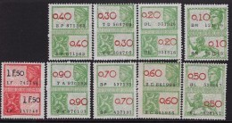 Belgie - Timbres