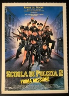 SCHEDA CIAK SCUOLA DI POLIZIA 2 - Cinemania