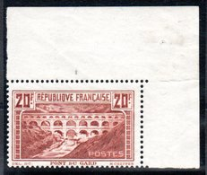 FRANCE - YT N° 262Aa Type 1 CDF Certificat - Neuf ** - MNH - Cote: 2500,00 € - Neufs