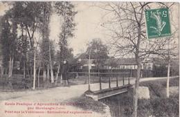 Montargis : Le Chesnoy - Pont Sur Le Vernisson - Bâtiments D'exploitation - Montargis