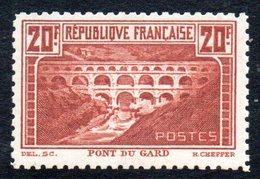 FRANCE - YT N° 262B Signé - Neuf ** - MNH - Cote: 2400,00 € - France