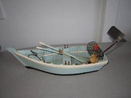Plate Du Golfe Du Morbihan FAITE MAIN - Barcos