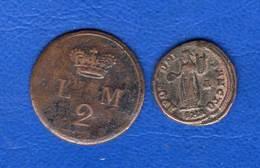 2  Pieces  A  Identifie - Monnaies & Billets