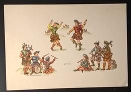 SERIE DANZE POPOLARI - SCOZIA - Danze