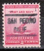 USA Precancel Vorausentwertung Preo, Locals California, San Pedro 513 - Vereinigte Staaten