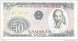 Vietnam - Pick 97 - 50 Dong 1985 - Unc - Vietnam