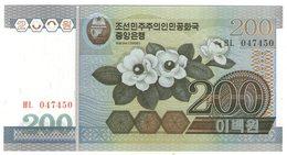 Corea Del Nord 200won 2005 - Corea Del Nord