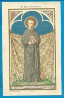 Holycard   St. Augustinus   3    St. Joannes Berchmans - Imágenes Religiosas