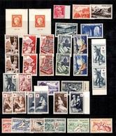 France Belle Collection De Bonnes Valeurs Neufs ** MNH 1949/1959. TB. A Saisir! - France