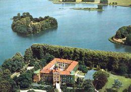 1 AK Germany * Blick Auf Das Schloss Eutin Mit Vorgelagerter Fasaneninsel - Luftbildaufnahme * - Eutin