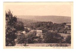 CPA  HARGNIES ( Ardennes ) Les Bagerais - Edit. Cailteux - Circulée - France