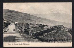 ESPAGNE - ILES CANARIES - Pico De Teide Desde Matanza - Espagne