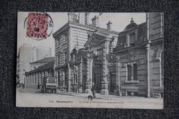 PARIS - MONTMARTRE, Hopital BRETONNEAU - Arrondissement: 18