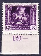 Tchécoslovaquie 1919 Mi 39 (Yv 41 E), (MNH)** - Czechoslovakia