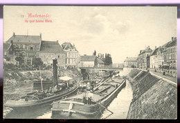 Cpa Audenarde   Bateaux - Oudenaarde