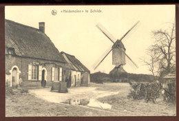 Cpa Moulin   Schilde - België