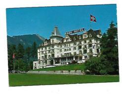 BRUNNEN Am VIERWALDSTÄTTERSEE Kurhaus Hellebad Und Parhotel - Hotels & Restaurants