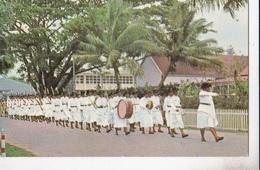TONGA POLICE BAND   VG   AUTENTICA 100% - Tonga