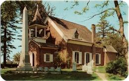 CPSM DE DOVER - DELAWARE  (ETATS-UNIS)  CHRIST EPISCOPAL CHURCH - Dover