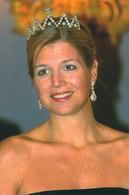 DP00551 - NETHERLANDS - DUTCH ROYALTY - QUEEN MAXIMA - ROYAL FAMILY - CP ORIG. ROYAL PRESS - Royal Families