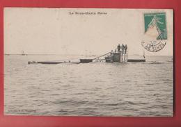 Cp Sous - Marin Morse - Boats