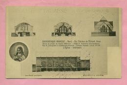 59 - NORD - COUDEKERQUE BRANCHE Prés DUNKERQUE - EGLISE SAINTE THERESE - DESSINS DU PROJET ( 1929 ) - Coudekerque Branche