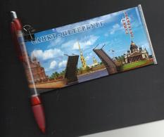 No Name Ballpoint Pen, Saint Petersburg Ad. - Stylos