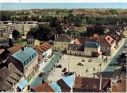 DOMPIERRE-sur-BESBRE   Vue Aérienne  Années 1964/65 - France