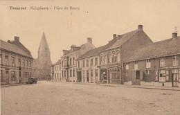 Thourout , Torhout ,  Burgplaats , Place Du Bourg - Torhout