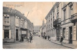 Wetteren Benedenstraat Rue Basse Ryckel Eecloo Pauw Matthys 1920 - Wetteren