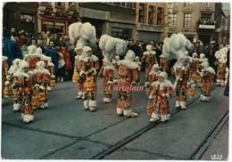 Belgique - Carnaval De BINCHE - Les Petits Gilles - Binche