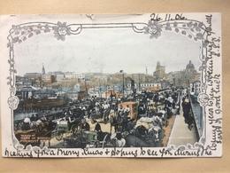AUSTRALIA - Pyrmont Bridge Sydney - 1906 - Sydney