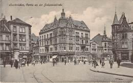CPA  Allemagne Saarbrucken Partie An Der Johanniskirche  (animée)  BB 1474 - Saarbruecken