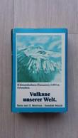 Zündholzschachtel Mit Einem Vulkan (Kilimadscharo, Tansania) Von ZÜNDIS (Deutschland) - Zündholzschachteln