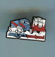 Pin's - Transport Camion - Sepma Pelpel - Transportation