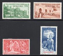 SOUDAN / PA N° 6 à 9 Neufs ** - Soudan (1894-1902)