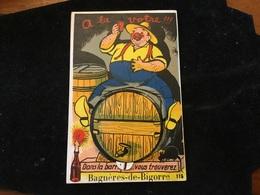 Bagneres De Bigorre Carte A Système N115 - Bagneres De Bigorre