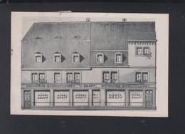 Dt. Reich PK Möbel Graff Bonn 1922 - Bonn