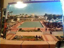EGITTO EGYPT HELWAN SULPHUR BATH PISCINA BAGNI  TERMALI  N1960 HA7672 - Altri