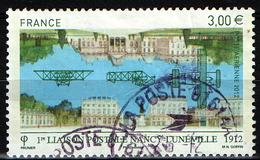 France PA75 Oblitéré : Première Liaison Postale Nancy-Lunéville En 1912 (2012) - Poste Aérienne