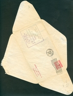 USA FDC 25-1-1932 With Cachet On The Other Side JUN 15 1932 - Winter 1932: Lake Placid