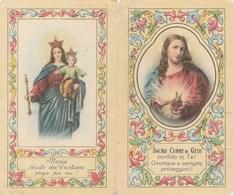 8315.   Calendario 1949 Santuario Parrocchia Del S. Cuore Di Gesù - Salesiani - Bologna - Calendriers