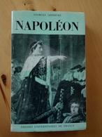 Napoléon - Georges Lefebvre - Biographie