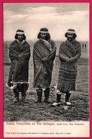 Argentine - Argentina - Indio - Indios Tehuelches En Rio Gallegos - Santa Cruz - Indien - Edit. R. ROSAUER - Argentina