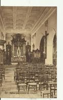 CRUPET église Paroissiale De Crupet L' Intérieur. - Assesse
