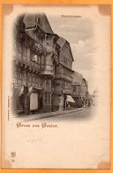 Goslar Germany 1900 Postcard - Goslar