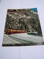 Vie Du Rail 1972 1334 PULMANN CIWL KEIHIN KEIKYU CAGNES SUR MER LA JOUX - Trains