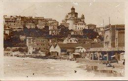 91Md   Porto Maurizio Imperia La Spiaggia D'Oro (vue Pas Courante) - Autres Villes