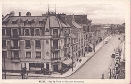--  51 --  REIMS -- RUE DE VESLE ET CHAUSSÉE BOCQUAINE   -- ANIMATIONS - - Reims