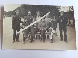 1914 Allemagne Prisonniers De Guerre Français Russes Anglais Belges Poilu Tranchée W1 1914 1918 14-18 - War, Military
